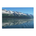 Alaskan Coastline Beautiful Nature Photography Placemat