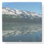 Alaskan Coastline Beautiful Nature Photography Stone Coaster