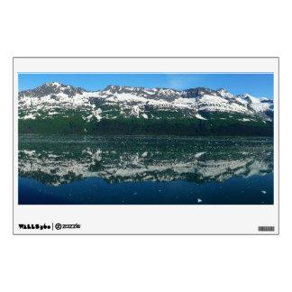 Alaskan Coastline Beautiful Nature Photography Wall Sticker