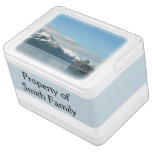 Alaskan Cruise Vacation Travel Photography Drink Cooler