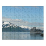 Alaskan Cruise Vacation Travel Photography Jigsaw Puzzle