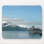 Alaskan Cruise Vacation Travel Photography Mouse Pad