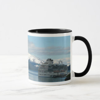Alaskan Cruise Vacation Travel Photography Mug