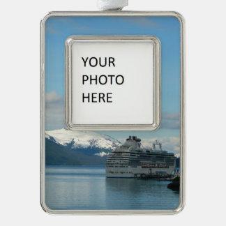 Alaskan Cruise Vacation Travel Photography Ornament