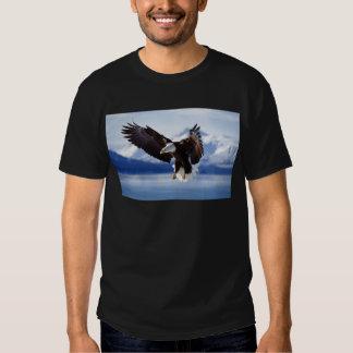 Alaskan Eagle In Flight Shirt