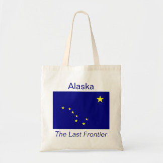 Alaskan Flag Bag