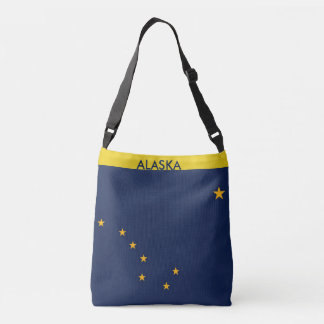 Alaskan Flag Tote Bag