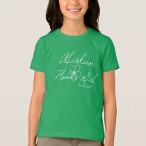 Alaskan Flower Girl Tee