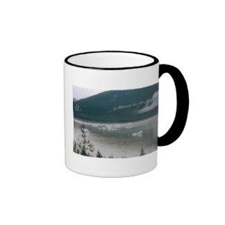Alaskan Glacial Waters Ringer Mug