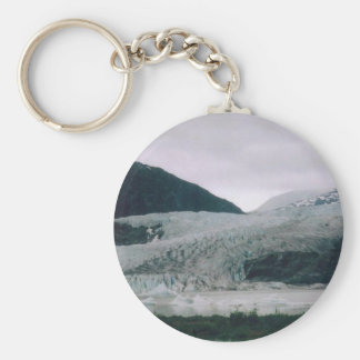 Alaskan Glacier Key Chains