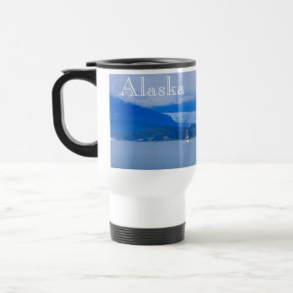 Alaskan Glacier Photo Mug