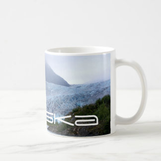 Alaskan Glacier Scenic Photo Mug