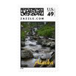 Alaskan Gold Mine Stamps