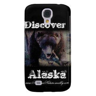 Alaskan Grizzly Bear-Discover Alaska Samsung S4 Case