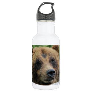 Alaskan Grizzly Bear, The Kodiak Water Bottle
