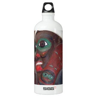 Alaskan Indian Lodge Clan House Totem SIGG Traveler 1.0L Water Bottle