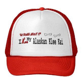Alaskan Klee Kai Apparel and Gifts Trucker Hat