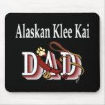 Alaskan Klee Kai Gifts Mouse Pad