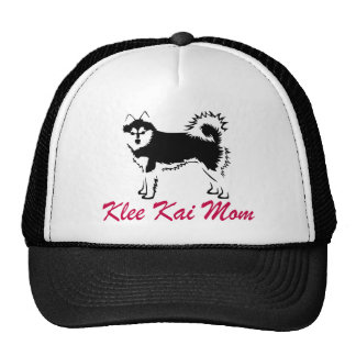 Alaskan Klee Kai Mom Trucker Hat