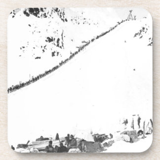 Alaskan Klondikers Coaster