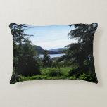 Alaskan Landscape Beautiful Alaska Photography Accent Pillow