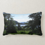 Alaskan Landscape Beautiful Alaska Photography Lumbar Pillow