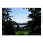 Alaskan Landscape Outdoors Nature Photography Greeting Card