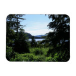 Alaskan Landscape Outdoors Nature Photography Rectangular Photo Magnet