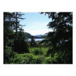 Alaskan Landscape Photo Print