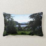 Alaskan Landscape Throw Pillows