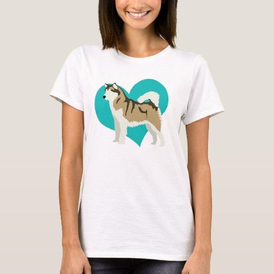 Alaskan Love T-Shirt