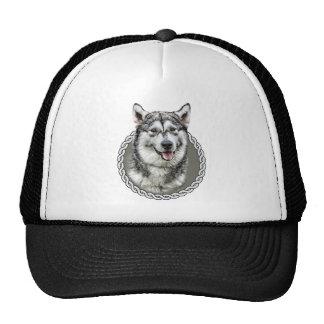 Alaskan Malamute 001 Trucker Hat