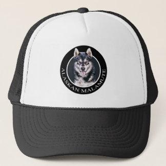 Alaskan Malamute 002 Trucker Hat