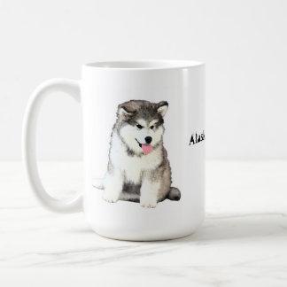 Alaskan Malamute Coffee Mug