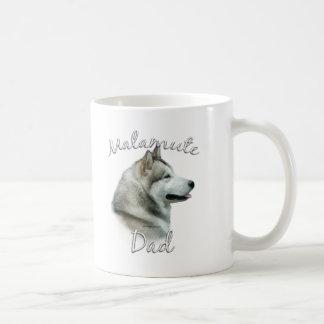 Alaskan Malamute Dad 2 Coffee Mug