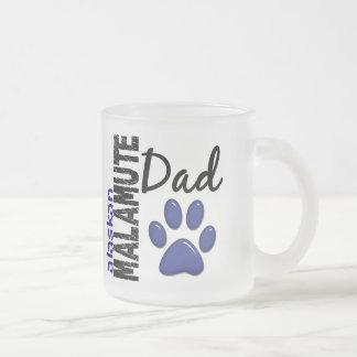 Alaskan Malamute Dad 2 Coffee Mugs