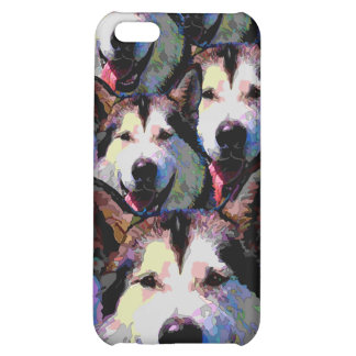 Alaskan Malamute Dazzling Iphone Cover Cover For iPhone 5C