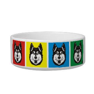 Alaskan Malamute Dog Bowl PawsID