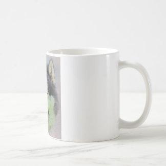 Alaskan Malamute Dog Coffee Mug