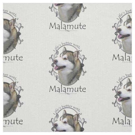Alaskan Malamute Size Chart