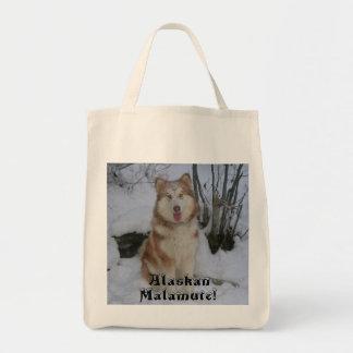 Alaskan Malamute Gear Bag