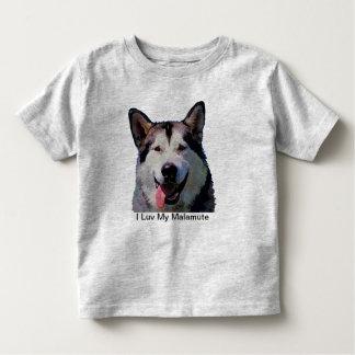 "Alaskan Malamute ""Kiska""  Infant Wear Toddler T-shirt"