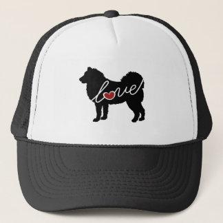 Alaskan Malamute Love Trucker Hat