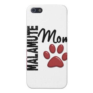 Alaskan Malamute Mom 2 Cover For iPhone 5