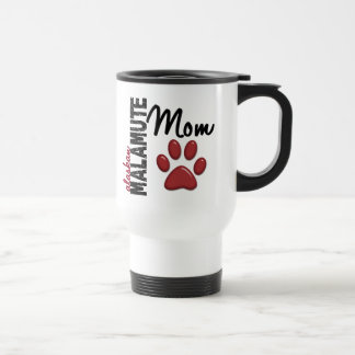 Alaskan Malamute Mom 2 Coffee Mug