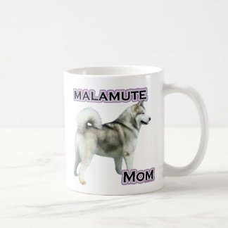 Alaskan Malamute Mom 4 Coffee Mug