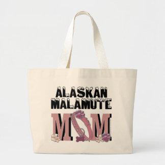 Alaskan Malamute MOM Bags