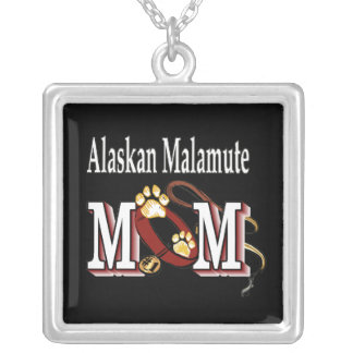Alaskan Malamute, MOM Gifts Necklace
