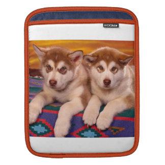 Alaskan Malamute Puppies Rickshaw Sleeve