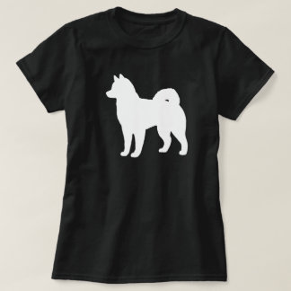 Alaskan Malamute Silhouette T-Shirt